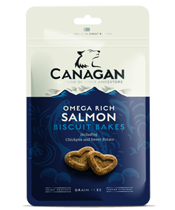 Canagan - SALMON BISCUIT BAKES - 150g